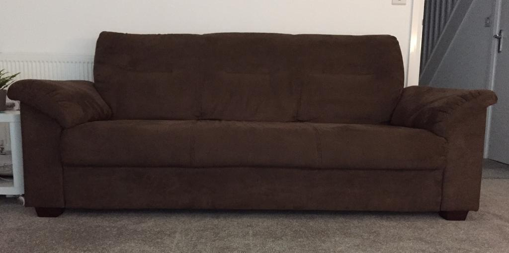 Knislinge Sofa Ikea Ikea Knislinge Sofa - Kungsvik Dark Brown | In Middleton