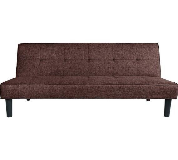 Brown Sofa Sofa Bed Argos Good As New In Ealing - Sofa Bed Argos London