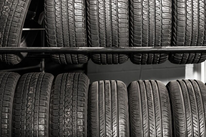 How To Build A Tire Rack Ebay