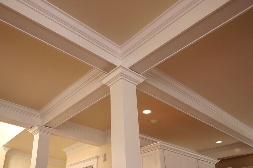 How To Put Up Crown Molding | Ebay