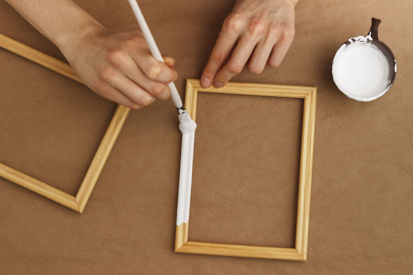 How To Make A Wooden Picture Frame | Ebay