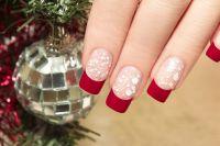 DIY Christmas and Festive Nail Art Designs | eBay