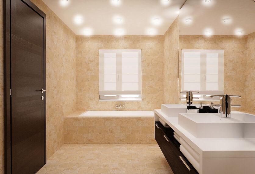 Badezimmer Elektrische Schutzbereiche