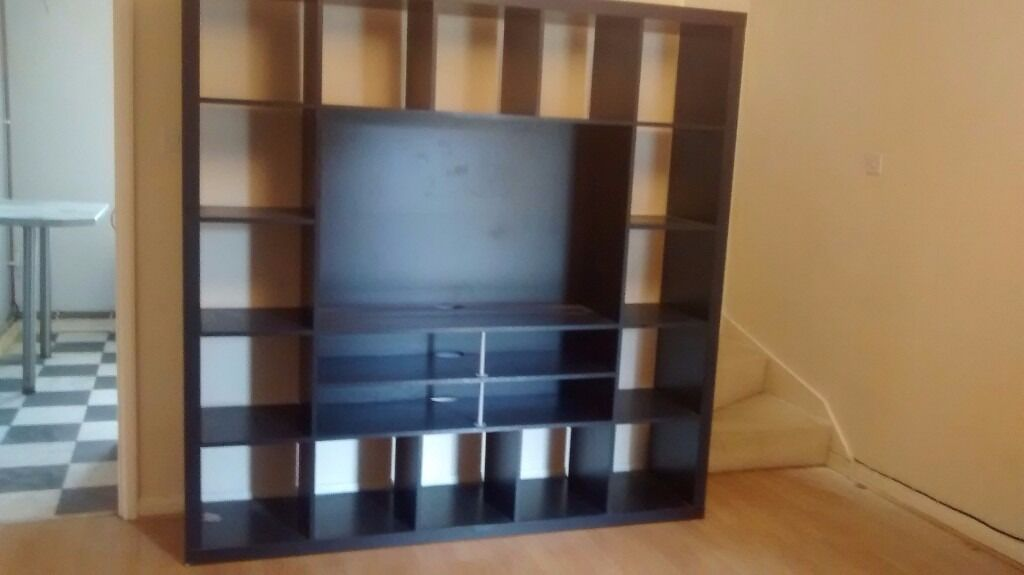 Ikea Expedit Kallax Tv Unit In Poole Dorset Gumtree