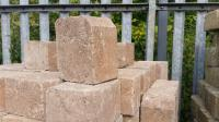 Reclaimed block paving garden edging blocks | in Prudhoe ...