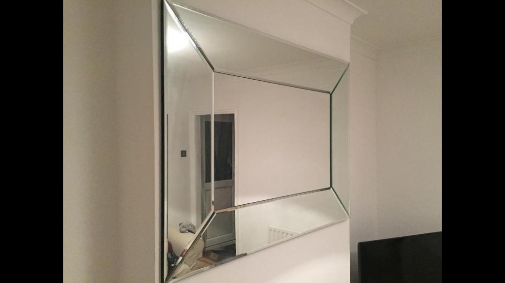 Large Mirrors Gumtree London Large Laura Ashley Gatsby Mirror 120cm X 90cm In Croydon
