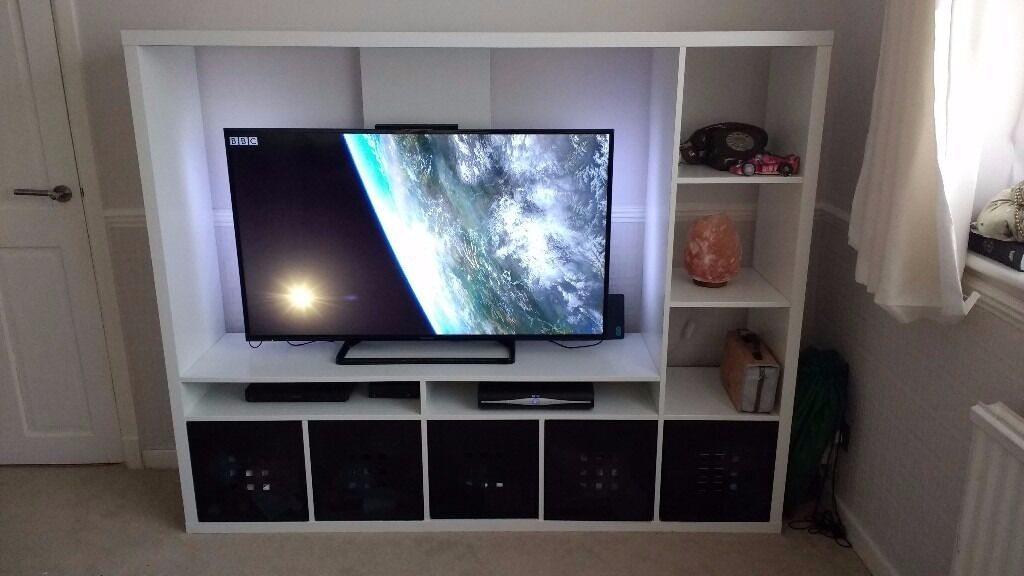Cheap Ikea Lappland Tv Storage Unit In White Cheap 60