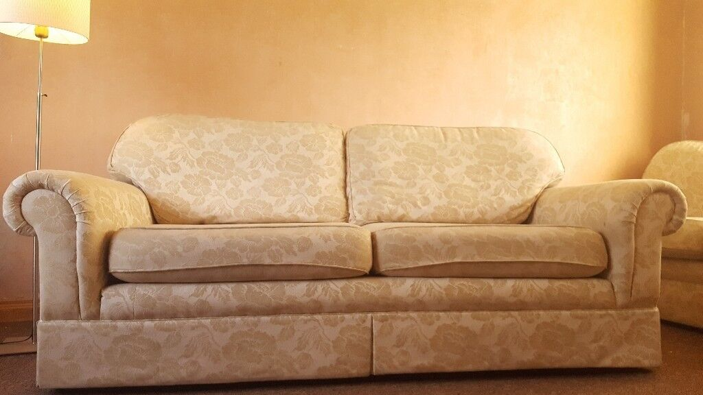 Grey Sofa Gumtree Belfast Cream Fabric Sofas | In Dundonald, Belfast | Gumtree