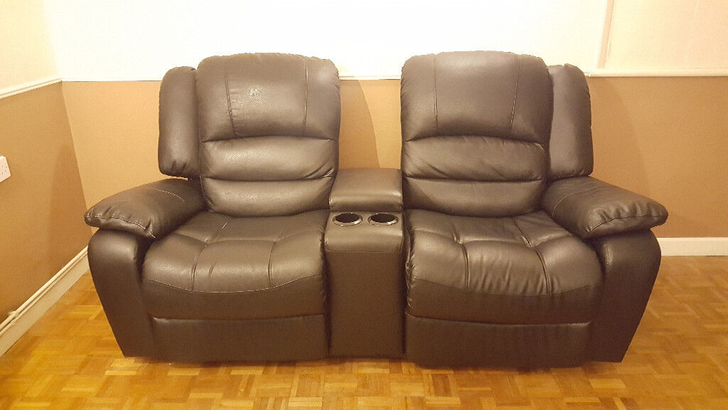 Power Recliner Sofa With Cup Holders Shapeyourmindscom