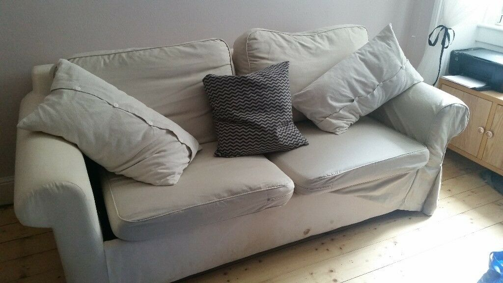 Ikea Ektorp Sofa Bed For Sale In Leith Links Edinburgh