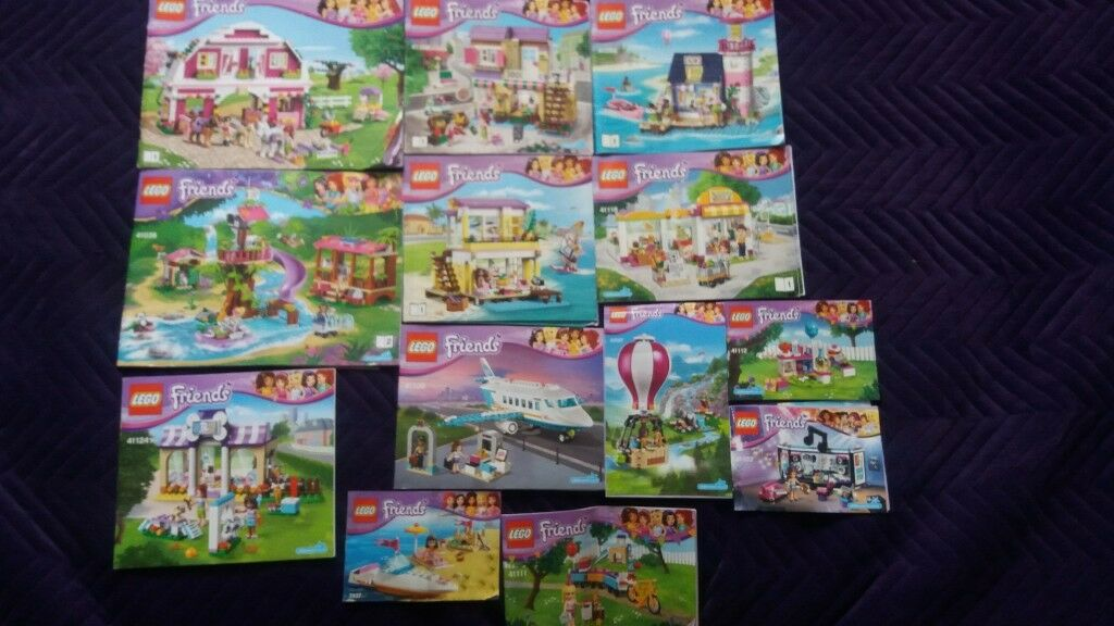 Yoyo Babyzen Rain Cover Lego Friends Bundle In Wester Hailes Edinburgh Gumtree