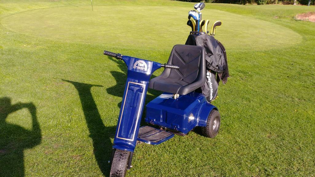 Lightweight Buggy Sale Patterson Trio Golf Buggy In Shrewsbury Shropshire