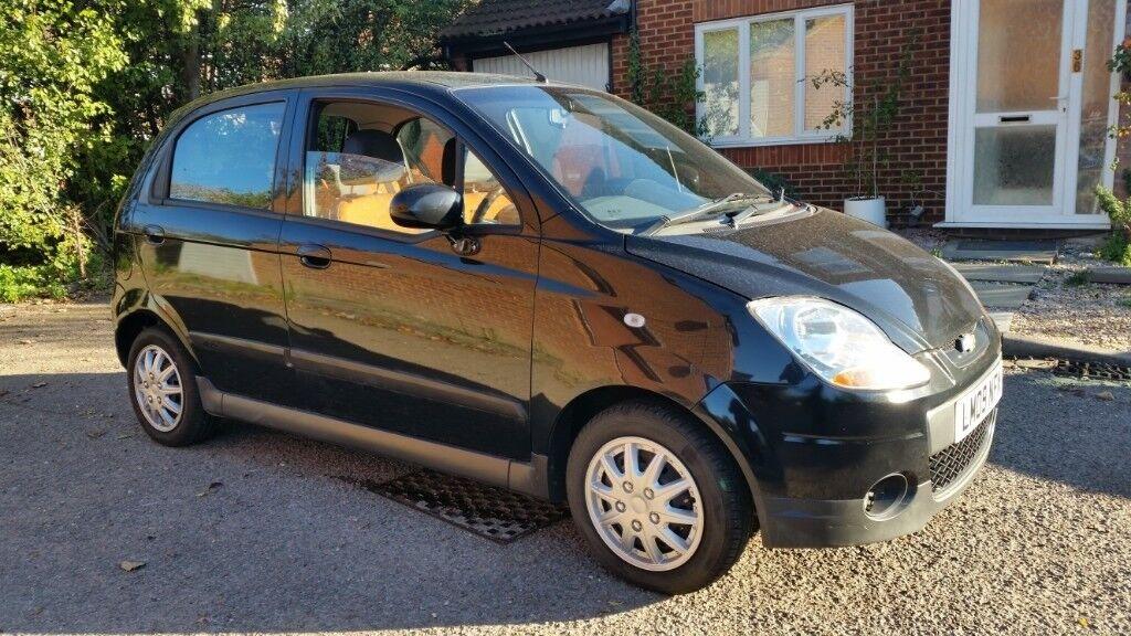 Chevrolet Matiz 10L SE Plus 2009 67,000 miles Manual 5 door in
