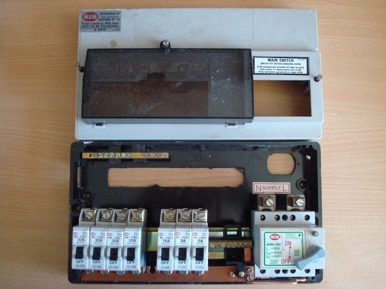 Wylex Fuse Box Wiring Diagram : Wylex fuse box colours auto electrical wiring diagram