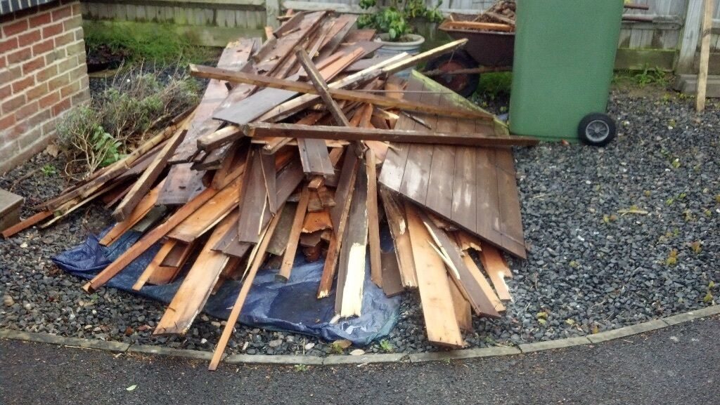 Free Timber From Broken Up Shed Free To Whoever Collects