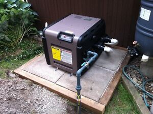 Gas Pool Heater Repair Service Installation Appliance