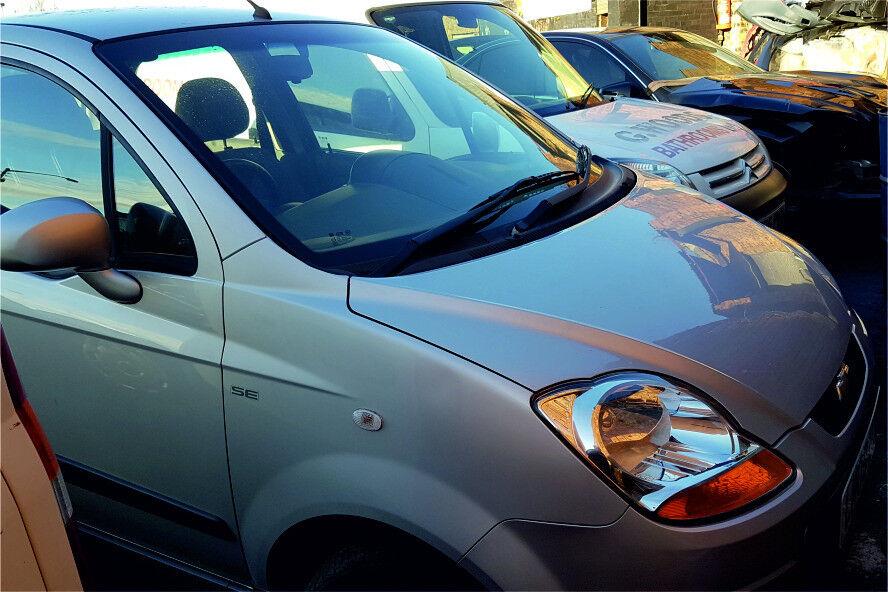chevrolet matiz 2009 50600 miles 10 petrol 5 door hatchback manual