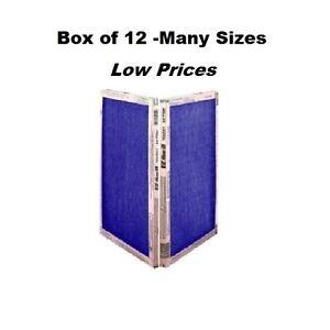 12 Pack Many Sizes Ez Flow Ii Spun Fiberglass Furnace