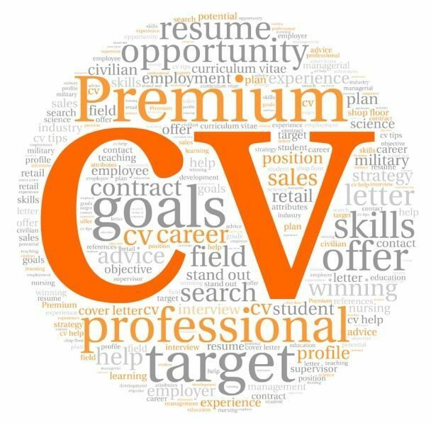 Do you need a new CV ? Professional CV Writing - 500+ Great Reviews - resume writing advice