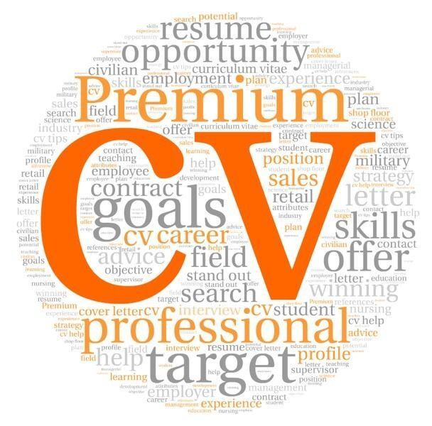 CV Writing Nottingham, Full-time Professional CV Writer, 600+ Great