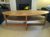 Ikea VEJMON Coffee Table Birch Veneer | in Poole, Dorset ...