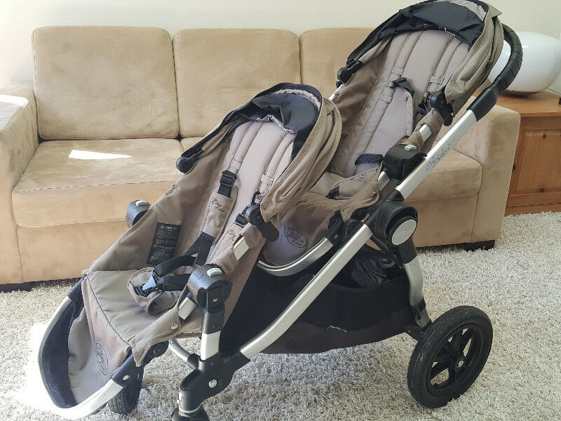Baby Jogger City Select Kijiji Poussette Double Baby Jogger City Select Double Stroller