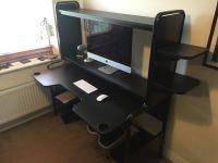 Fredde office desk from ikea computer desk | in Stevenage ...