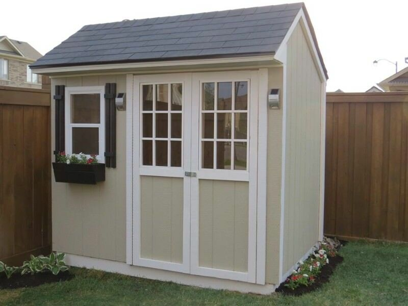 In The Back Yard Sheds All Prices Include Installation - Storage Mississauga Prices