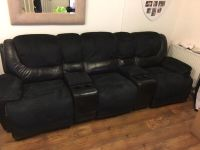 Cinema sofa, reclining electric sofa, cup holders lazy boy ...