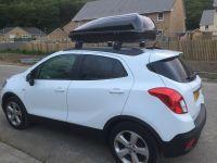Vauxhall mokka roof bars roof rack roof box | in Port ...