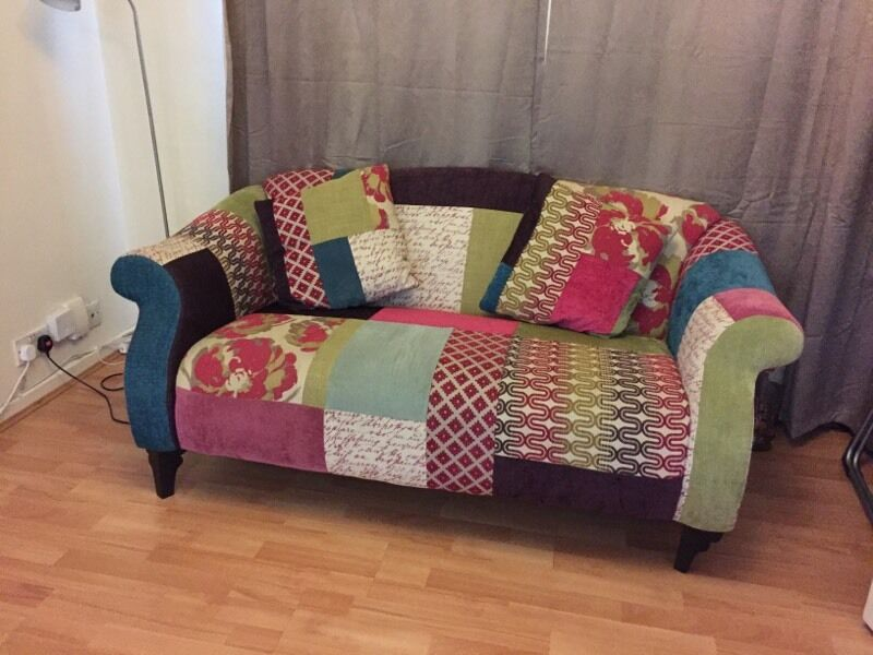 Sofas On Gumtree London Dfs Shout Patchwork Sofa | In Ruislip, London | Gumtree