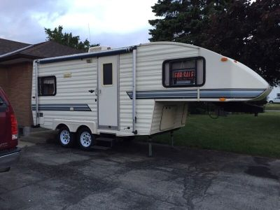 1992 SUNRISE 21ft 5th WHEEL | travel trailers, campers | Norfolk County | Kijiji