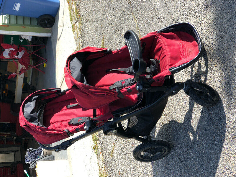 Baby Jogger City Select Kijiji City Select Double Stroller Euc W Accessories Strollers