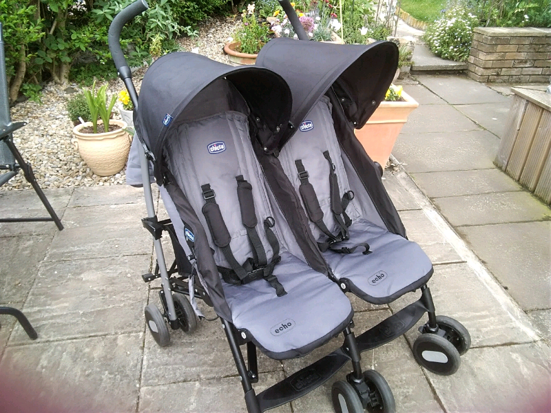 Chicco Pram Gumtree Chicco Echo Double Pushchair In Horsforth West
