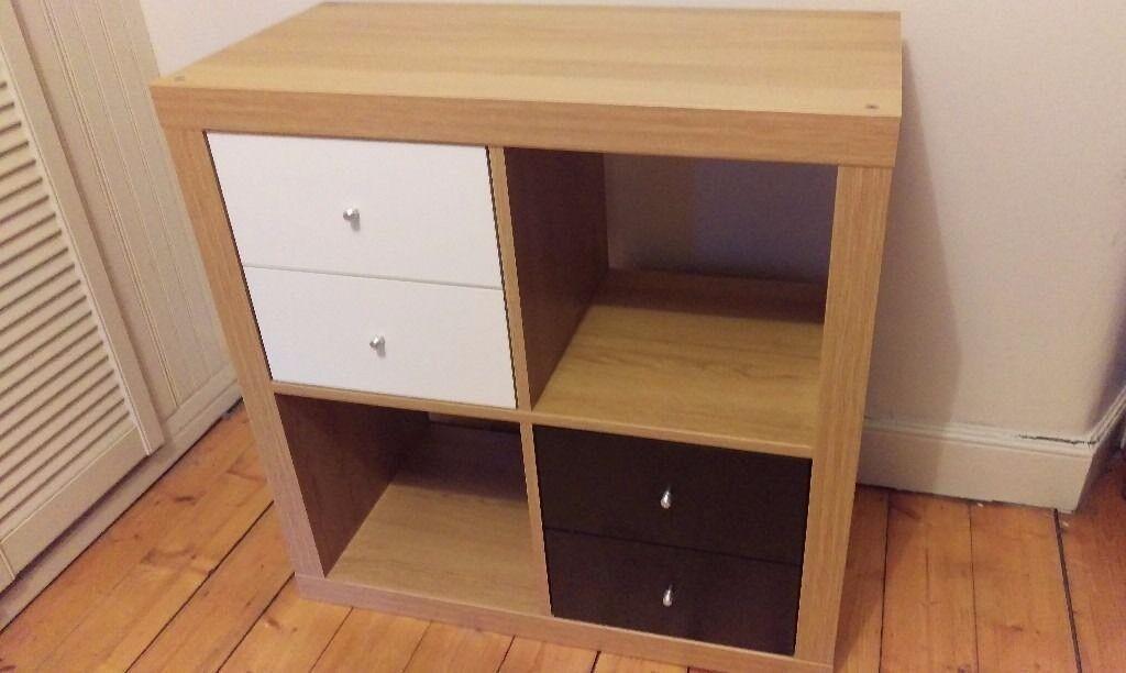 Ikea Cube Storage Shelving In Beeston Nottinghamshire
