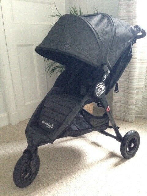 Baby Pushchair Travel System Brand New Baby Jogger City Mini Gt Charcoal Grey Denim