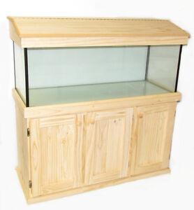 4ft X 18 X 18 Fish Tank Cabinet AND Hood Aquarium in Glen Waverley
