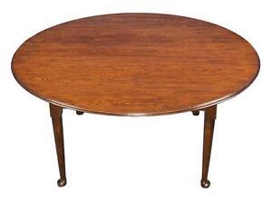 Antique Round Table Ebay