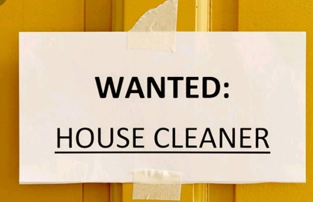 house cleaner wanted - Towerdlugopisyreklamowe