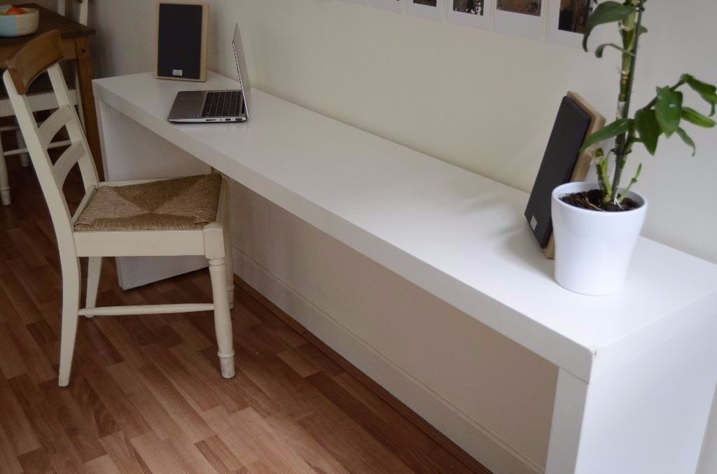 Ikea Malm Overbed Table In London Gumtree