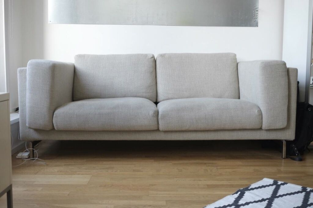Ikea Nockeby Sofa Ikea Nockeby Two-seat Sofa | In Camden Town, London | Gumtree