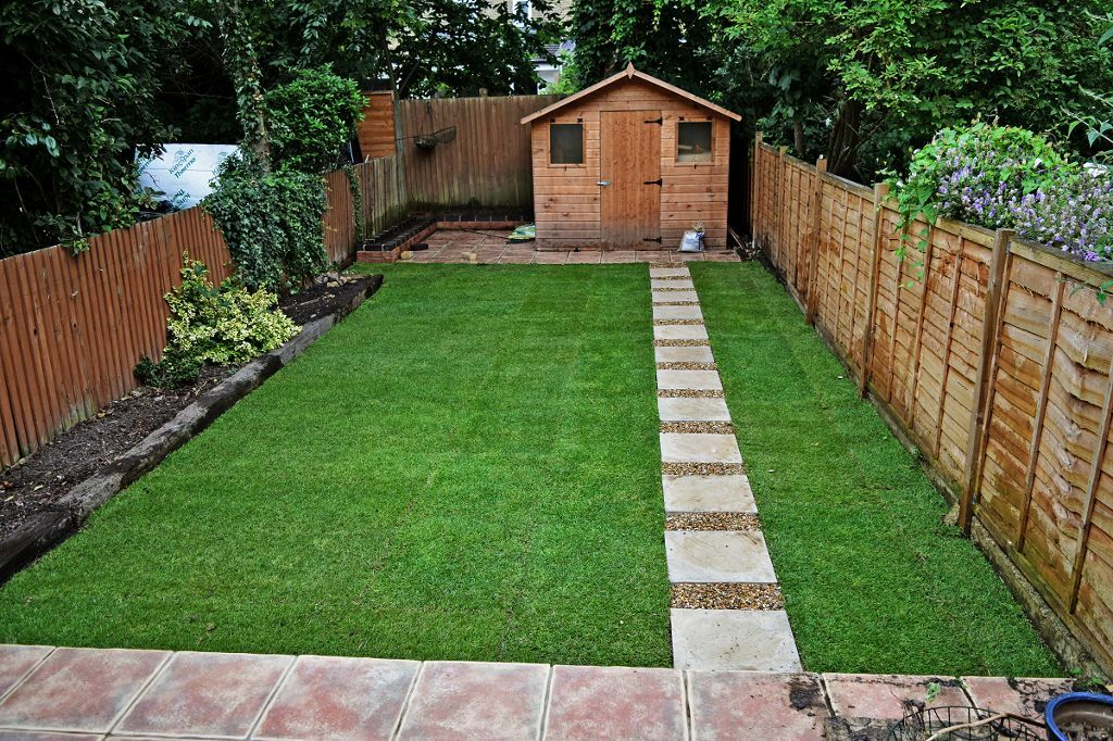 From Garden Tidy to landscape desing Ideas, fencing, decking, BBQ