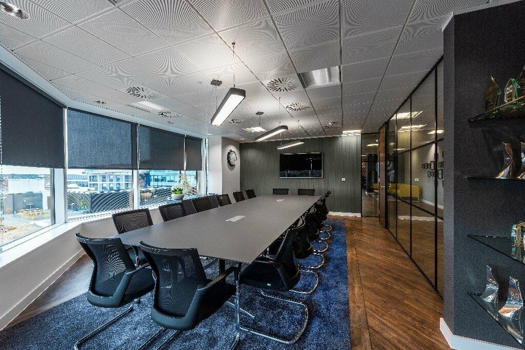 Office Design and Build Specialists in Reading - Space Planning