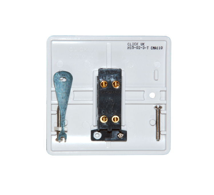 double pole light switches