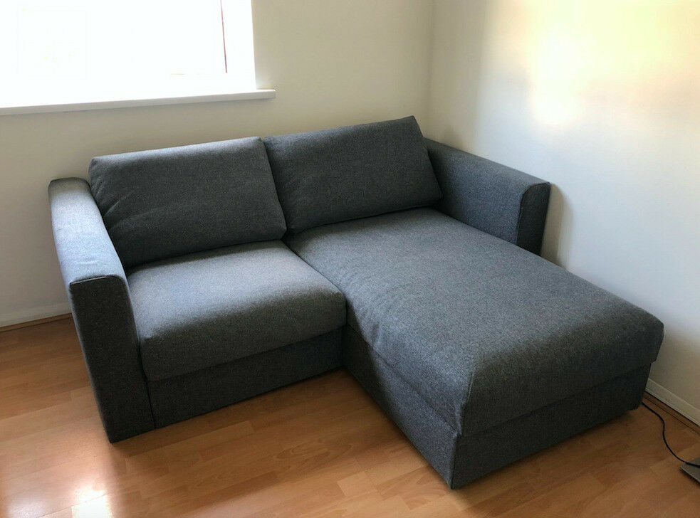 Ikea Couch Covers Ikea Vimle Two Seat Sofa Chaise Longue With Storage | In
