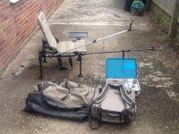 Korum chair set