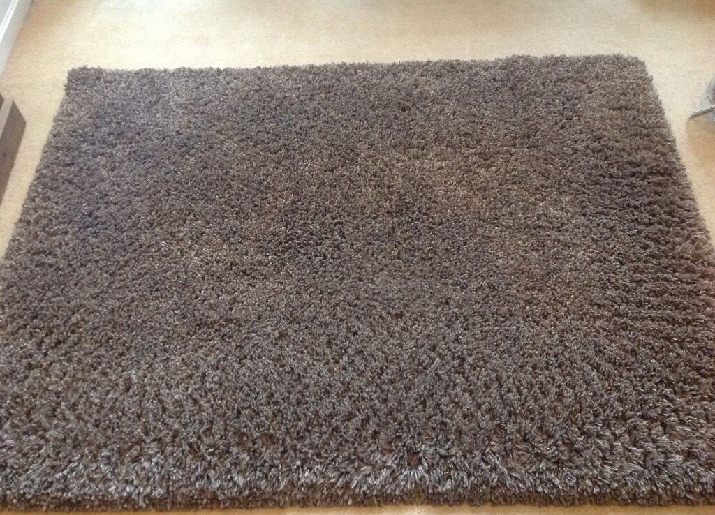 Crossley Brown Stain Resistant Rug In Clifton Bristol