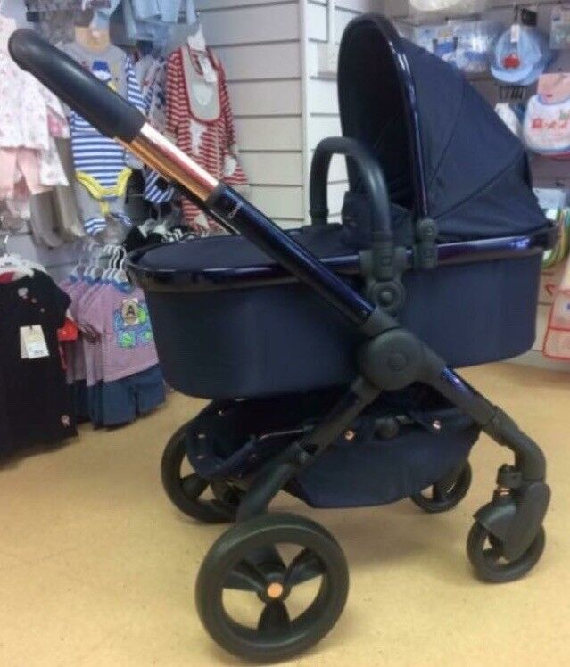 Egg Stroller Adapters Icandy Peach Midnight Edition In Larne County Antrim