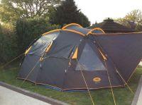 Campus super trio dome tent   in Poole, Dorset   Gumtree