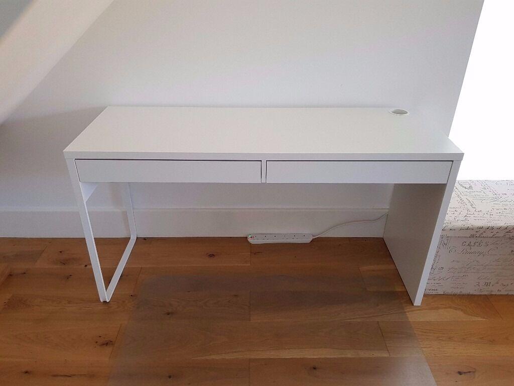 Bureau ikea micke ikea desk bureau in blyth northumberland gumtree